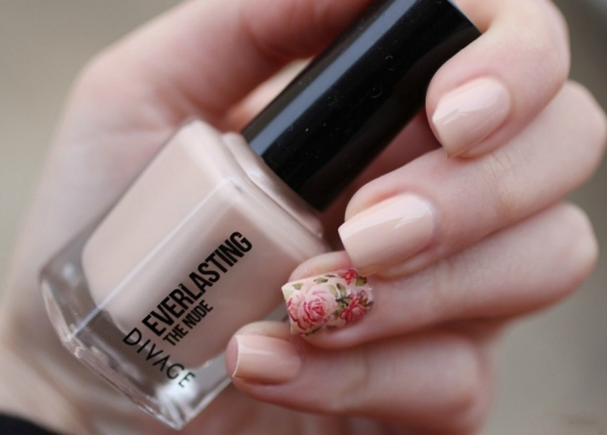 pic Elegant Neutral Nail Designs nude nails timeless elegant and
