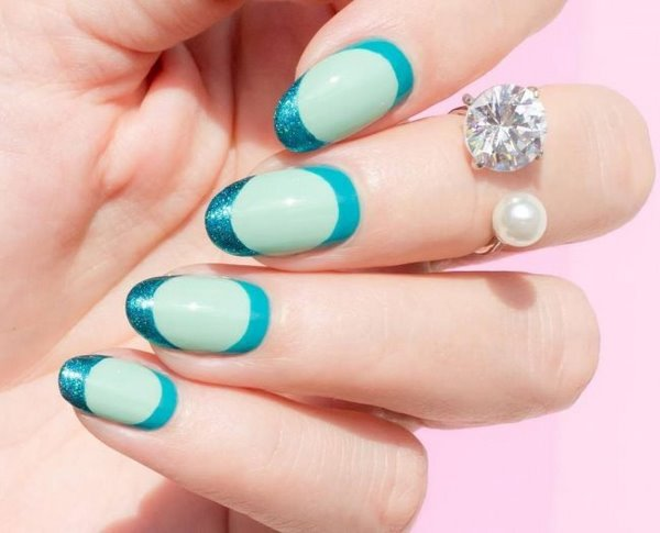 Moon Nails Easy Elegant Ans Stylish Nail Design Ideas