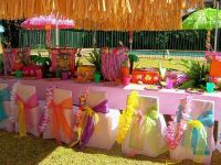 Bridal shower ideas for the summer  picnic, Hawaiian ...