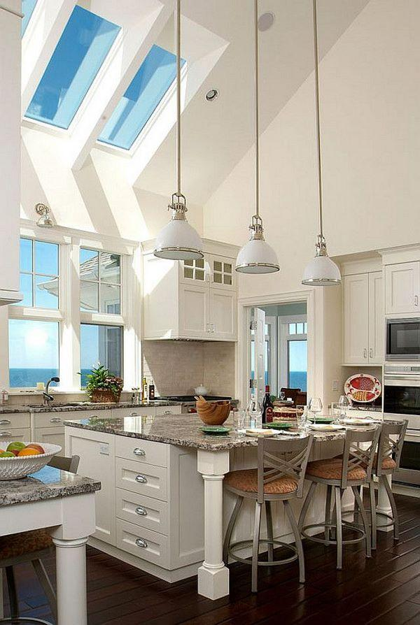 Inspiring Vaulted Ceiling Ideas In Interior Design Types Pros And Cons
