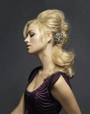 christmas hairstyles elegant
