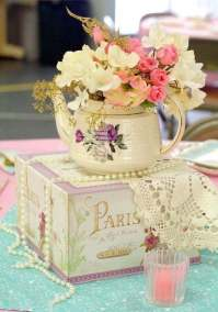 Retro bridal shower ideas  tips for organization, decor ...