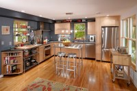 L shaped kitchen design ideas  planning a functional home ...