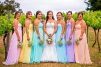 How to choose bridesmaid dresses  trends and experts advice