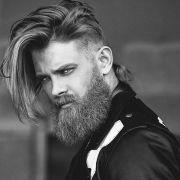 viking hairstyles men inspiring