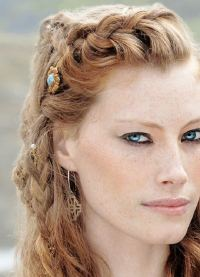 Viking hairstyles for women with long hair  its all