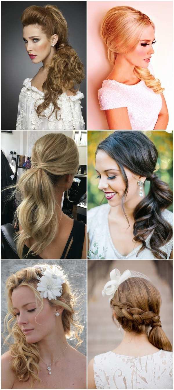 bridesmaid hairstyles – elegant hairdo ideas in different styles