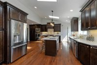 Espresso kitchen cabinets  trendy color for your kitchen ...