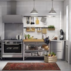 Metal Kitchen Cabinet White Island With Granite Top Cabinets Advantages And Disadvantages Of Stainless Steel