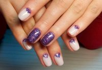 Glitter nails ideas for a festive and glamorous manicure