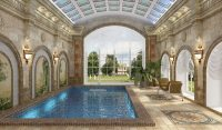 Roman style pool designs  the beauty of ancient art in ...