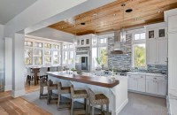 The advantages of wood ceiling in contemporary home ...