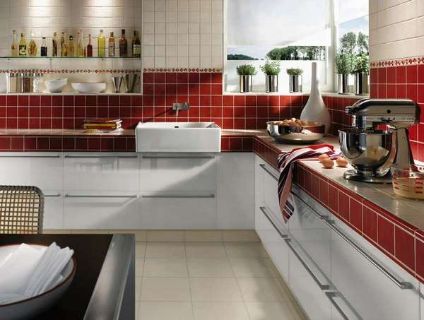 awesome ceramic tile countertops in