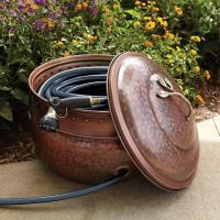 Garden hose storage solutions  take care for your outdoor ...