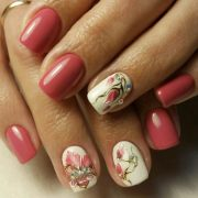 spring gel nails ideas fresh