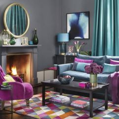 Interior Color Design For Living Room Ideas Open Plan Trendy Schemes And Modern