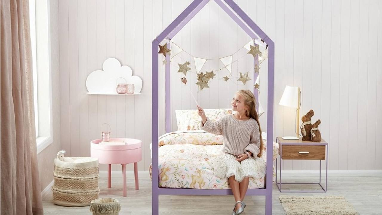 House Bed For Kids Multifunctional Furniture In Montessori Kids Room