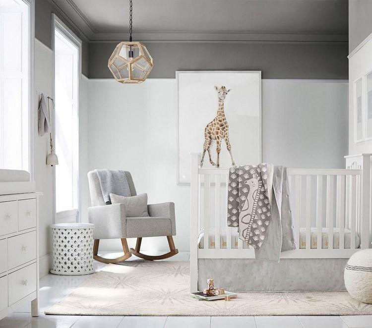 Grey Nursery Room Design Ideas Create A Harmonious Environment