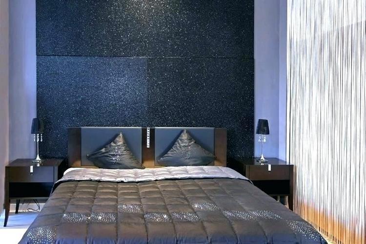 Interior Black Glitter Paint Novocom Top