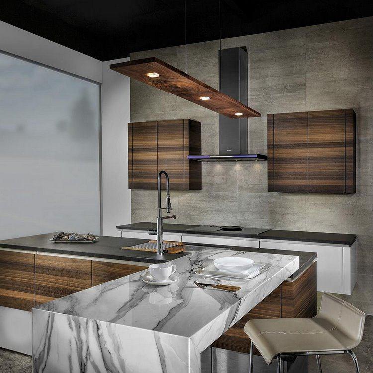 lighting above the kitchen island 5