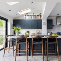 Kitchen island with breakfast bar types and design ideas ...
