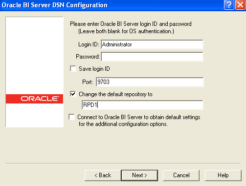 Multiple RPD & Multiple Presentation service instance on single BI Server (2/6)