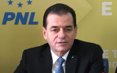 "Ludovic Orban: ""Voi propune sistarea evenimentelor private"""