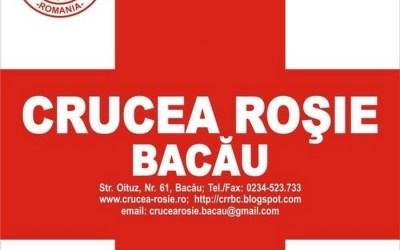 Ziua porților deschise la Crucea Roșie Bacău