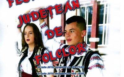 Festivalul Județean de Folclor ajunge la cea de-a XXVII-a ediție