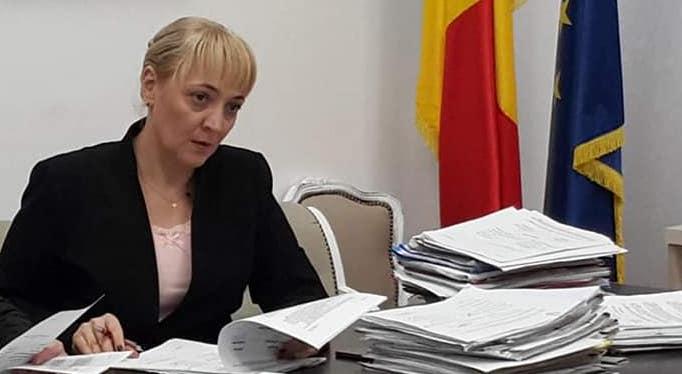 A demisionat subprefectul județului, Maricica Luminița Coșa