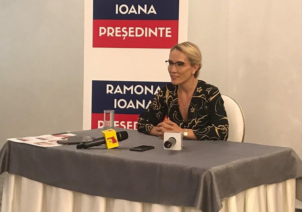 """Ramona Ioana Bruynseels: ,,Orice program politic trebuie să pornească de la cetățeni"""""""