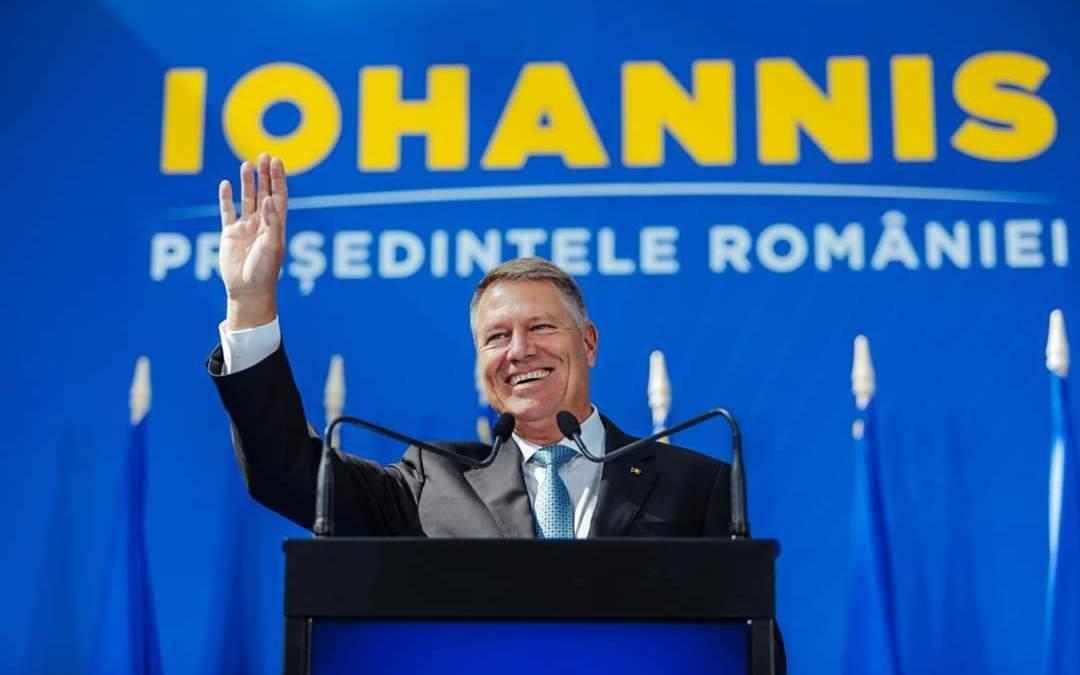 Președintele Klaus Iohannis i-a cucerit și pe olteni