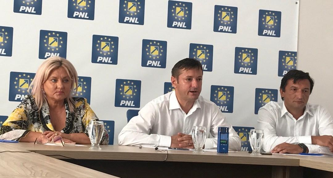 PNL Bacău acuză administrația PSD de amatorism și incompetență