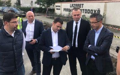 Cosmin Necula în vizorul CEx-ului PSD. El riscă excluderea din partid