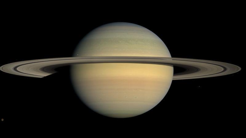 """Saturn va fi vedeta Observatorului Astronomic ,,Victor Anestin"""""""