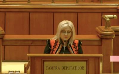"""Tudorița Lungu, deputat PNL: """"Fără instituții ferme și legi clare, statul pierde lupta cu infractorii din păduri"""""""