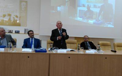 """Conferință Națională de Estetică la Universitatea ,,Vasile Alcsandri"""" (FOTO)"""