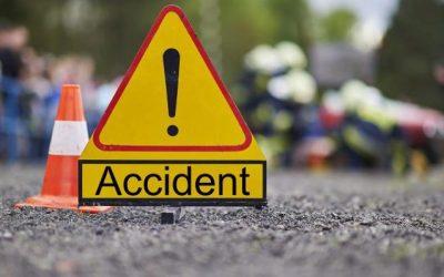 Pasageră rănită grav, în urma unui accident rutier produs în comuna Pârgăreşti
