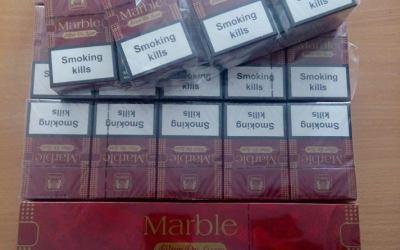 Băcăuan suspectat pentru comerțul ilegal de țigări