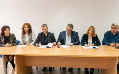 CRAB a semnat achiziția și instalarea stației de demanganizare pentru Rezerva de apă a municipiului Bacău