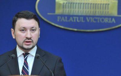 Mircea Fechet a fost numit secretar de stat în Ministerul Mediului, Apelor și Pădurilor