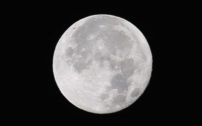 Observații astronomice asupra Lunii