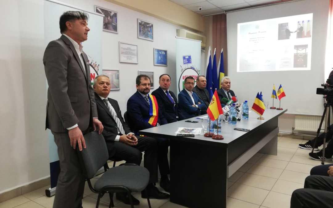 S-a semnat contractul pentru reabilitarea blocului operator aseptic al Spitalului Municipal de Urgenţă Moineşti