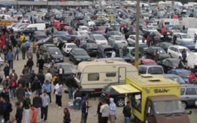 Se sistează temporar activitatea Targului Auto din Municipiul Bacău