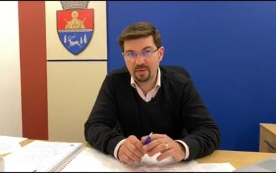 """PNL Bacău: ,,Primarul Necula refuză să acorde facilități fiscale pe durata epidemiei"""""""