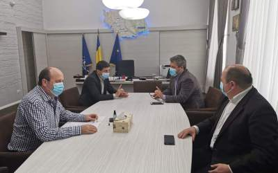 """Gheorghe Sorescu, secretar de stat: ,,Echipa de la Bacău a reușit să gestioneze bine avalanșa de probleme apărute în tot acest timp"""""""