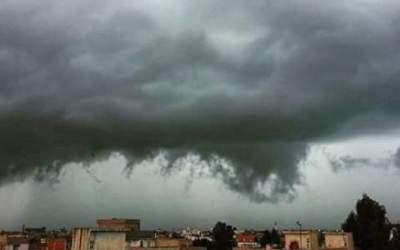 Cod portocaliu de furtuni în județul Bacău