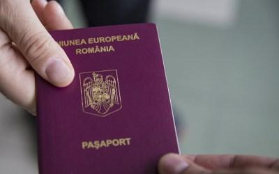 Schimbare la plata pașapoartelor