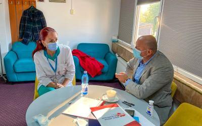 Adina Lupu preia funcția de director medical al SJU Bacău
