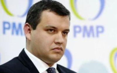PMP solicită eliminarea pensiilor speciale şi reducerea la 300 a numărului de parlamentari